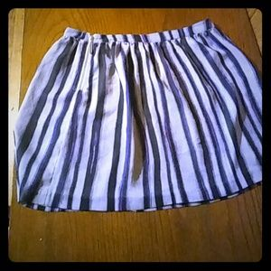 Dresses & Skirts - Richard Chai striped skirt
